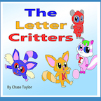 The Letter Critters - Autographed